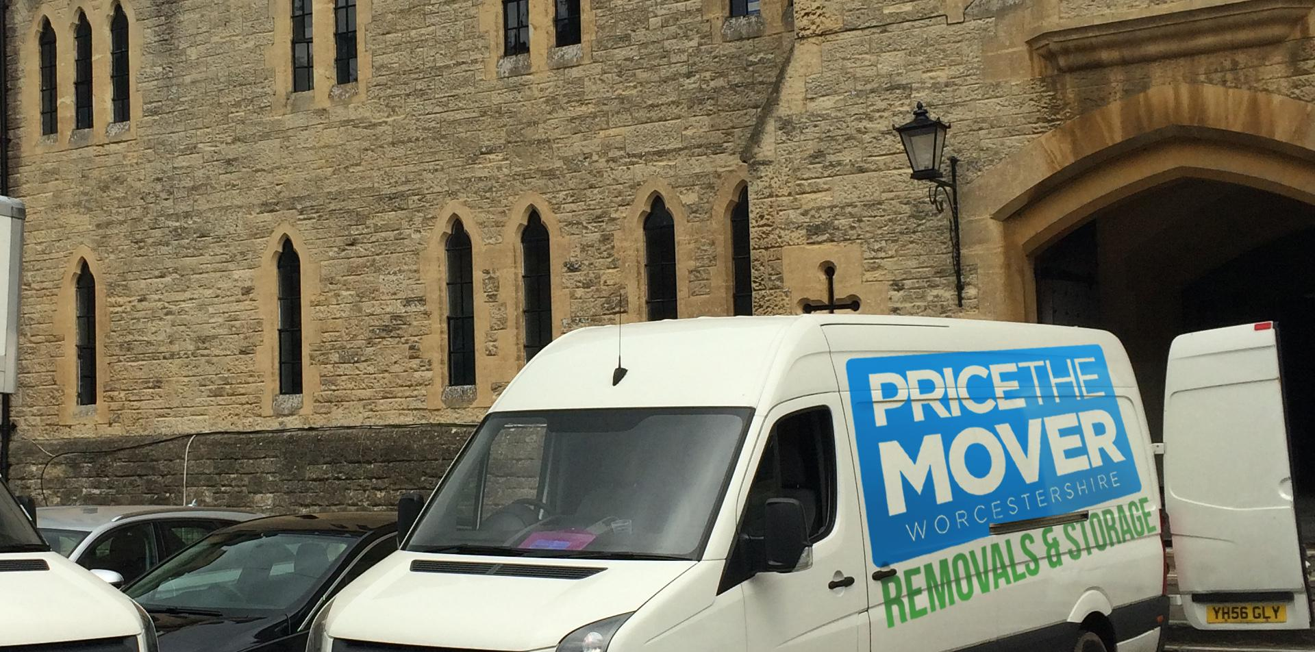 Office Removal Company Worcestershire